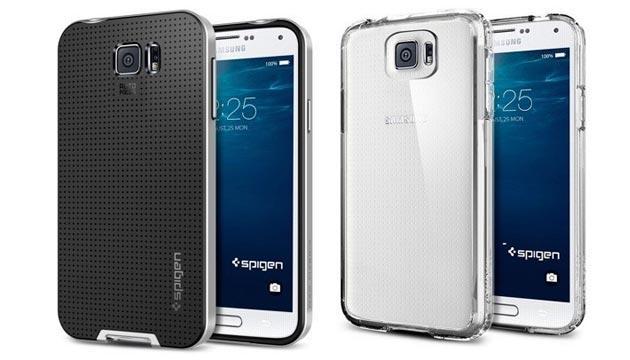 Spigen rivela nuove immagini del Samsung Galaxy S6