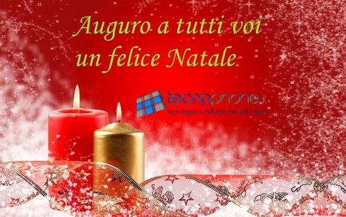 Immagini Felice Natale.Tecnophone It Augura A Tutti Voi Un Felice Natale 2010 E Un