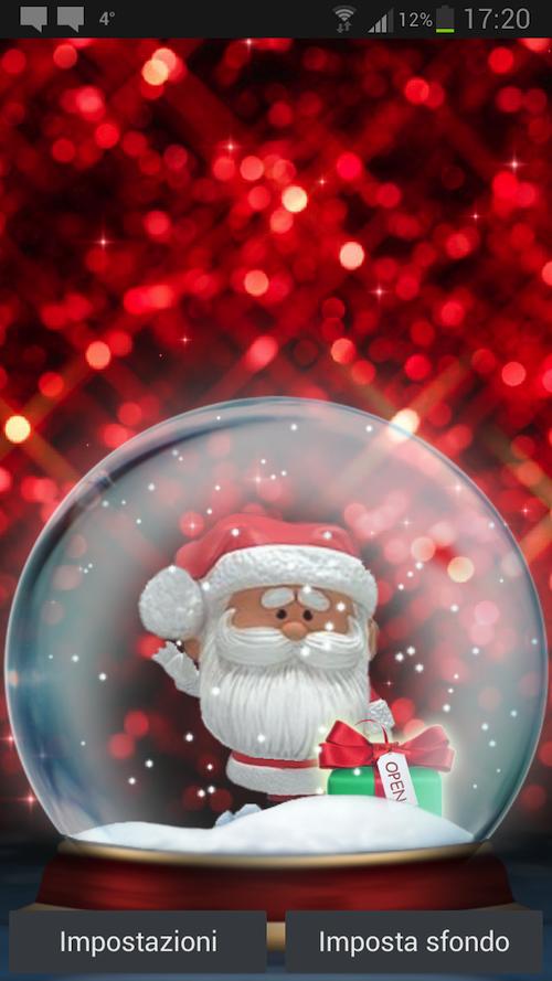 Immagini Di Natale Per Cellulare.Dai Un Tocco Di Natale Al Tuo Android Ecco Un Selezione Di Sfondi E Live Wallpaper Natalizi Tecnophone It
