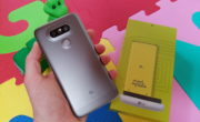 LG G5 : Prime impressioni! (Foto e Video)