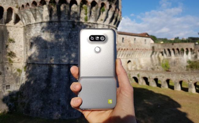 LG CAM PLUS : Cosa è e come funziona il modulo aggiuntivo per G5.