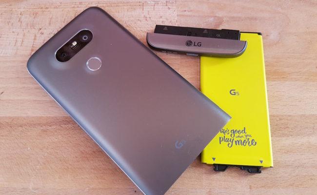 LG G5 : Video recensione e conclusioni finali.