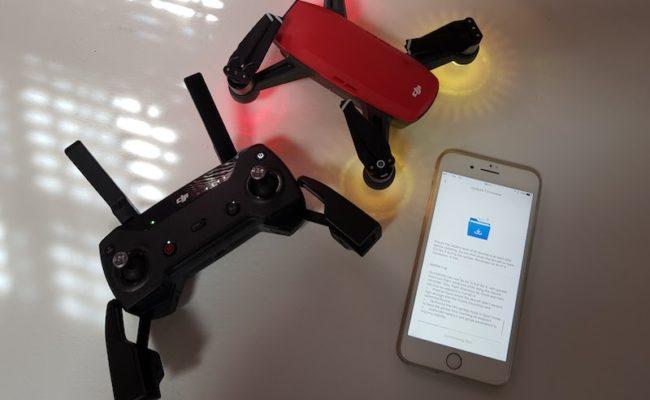 In arrivo nuovo FW per il drone DJI Spark. Risolto il problema della morte in volo? | Disponibile FW 600