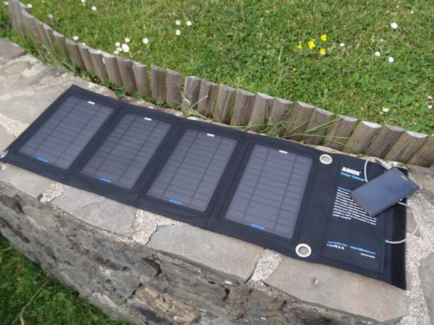 Anker caricatore solare