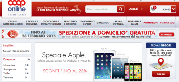 CoopOnline Apple
