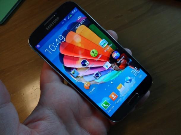 Samsung Galaxy S4: prime impressioni ed anteprima video by Peterliuk