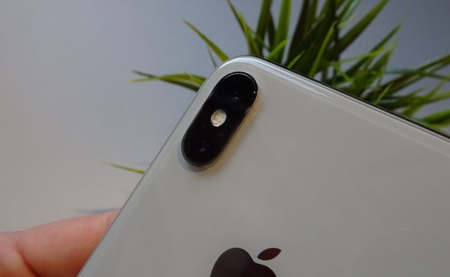 iPhone X : Test fotografico e confronto con Galaxy Note 8.