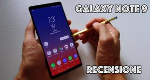 Galaxy Note 9 : Recensione e conclusioni finali.