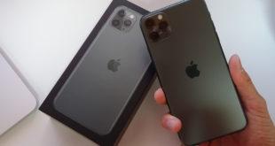 iPhone 11 Pro Max : Prime impressioni.| Pesa tanto, ma…