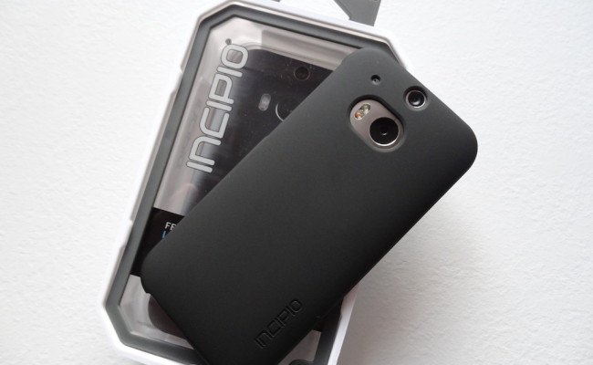 Recensione Cover Feather Ultra Slim INCIPIO per Htc One (M8)