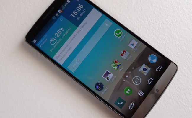 LG G3 : Video recensione e conclusioni finali.