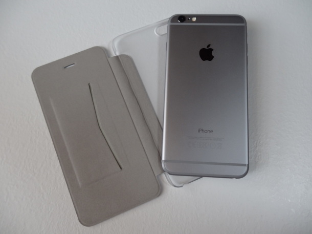 custodia iphone 6 carte di credito