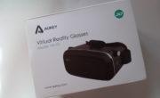 Video recensione Visore VR Aukey compatibile con smartphone da 3,5″ a 6″.