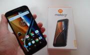 Lenovo Moto G4 : Video recensione