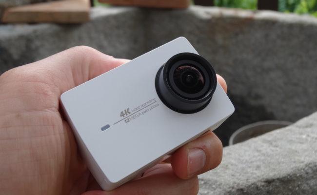 Xiaomi YI 4K : Video recensione