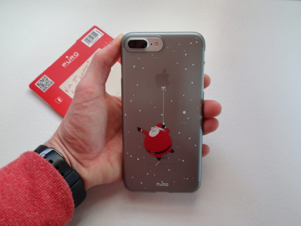 cover iphone se natalizie