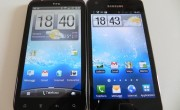 Samsung Galaxy S II Vs Htc Sensation : Il Video confronto.