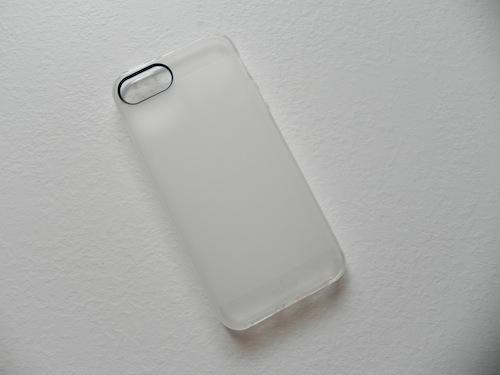 custodia iphone 5c trasparente