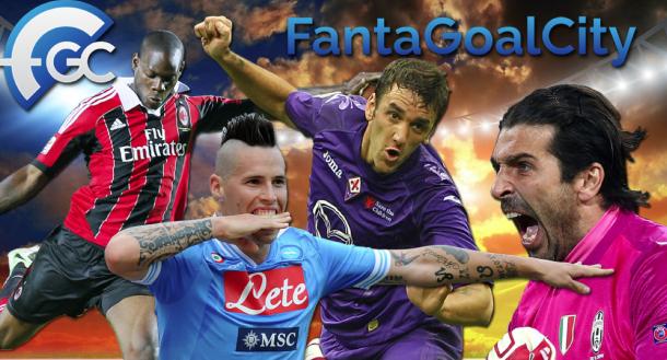 Fanta Goal City