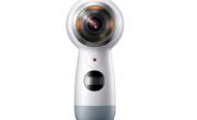 Samsung Gear 360 (2017) disponibile all'acquisto a 249 euro.