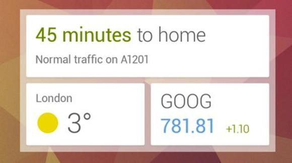 Google Now widget -580-75