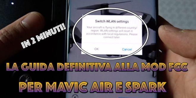 Mavic Air Fcc Mode