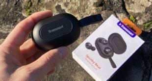 Recensione auricolari wireless Tronsmart Spunky Beat (30€!)