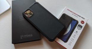 Recensione Pitaka MagCase PRO : La  cover ultra resistente per iPhone!