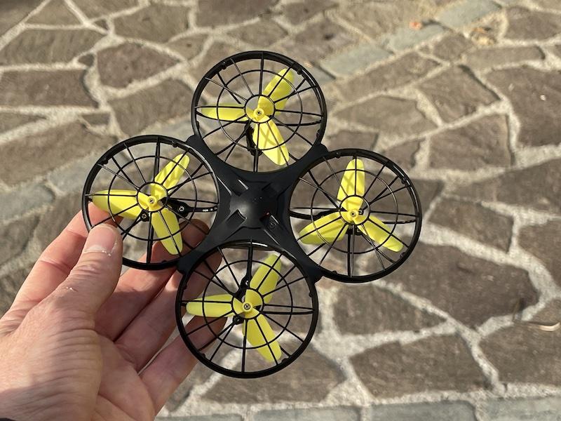 Recensione Loolin X27 : Mini drone per bambini da usare in casa.