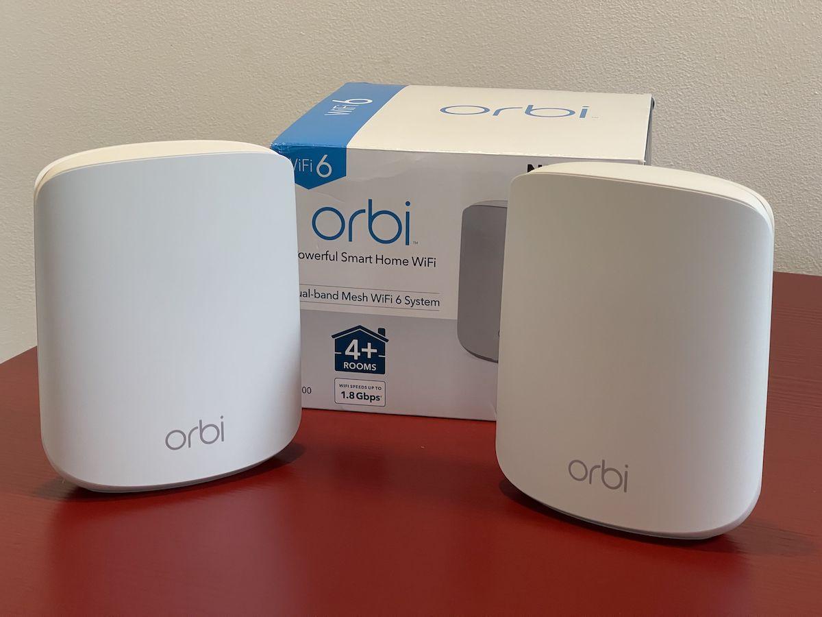 Recensione ORBI WiFi 6 :  il wifi ultra veloce, ovunque!
