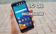 LG Q8 : Video recensione