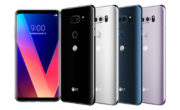 LG V30 ufficiale. Un TOP di gamma con audio HIFI, super fotocamera e display OLED da 6″!
