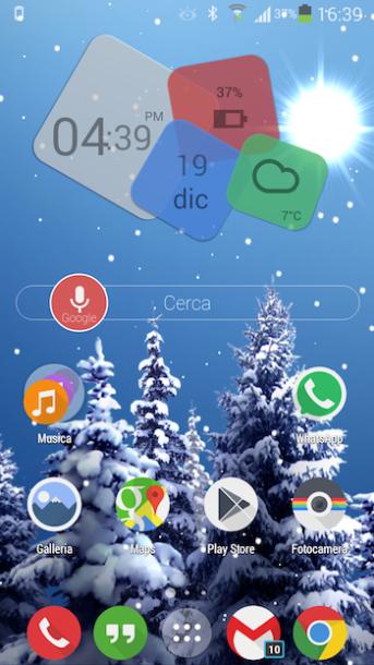 Youtube Sfondi Natalizi.Addobba Il Tuo Android Ecco Una Serie Di Live Wallpaper Natalizi Tecnophone It