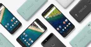Nexus 6P e 5X