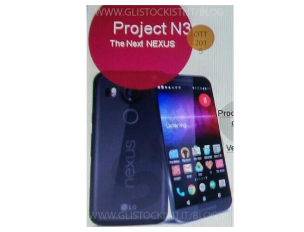 Nexus X 2015
