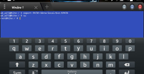Air Term su Note 3 con permessi di ROOT