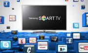 Samsung lancia ufficialmente Smart TV