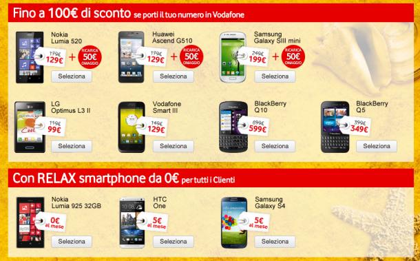 Attivazione Fibra Vodafone Omaggio Sim Internet