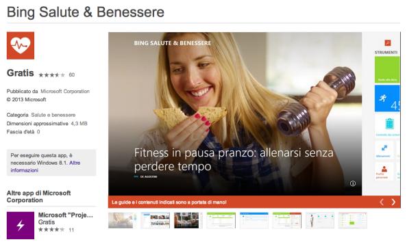 Le Nuove Bing App Arrivano Su Windows Phone Ecco Food Drink Salute Benessere E Viaggi Tecnophone It