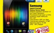 Samsung Galaxy Nexus in offerta a 329 euro da Euronics! (Gruppo Butali – Sarzana e tutta Italia) #aggiornato