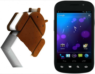 it Samsung Nexus S : Ecco Android 4.0.3 ICS ufficiale! (Link Download