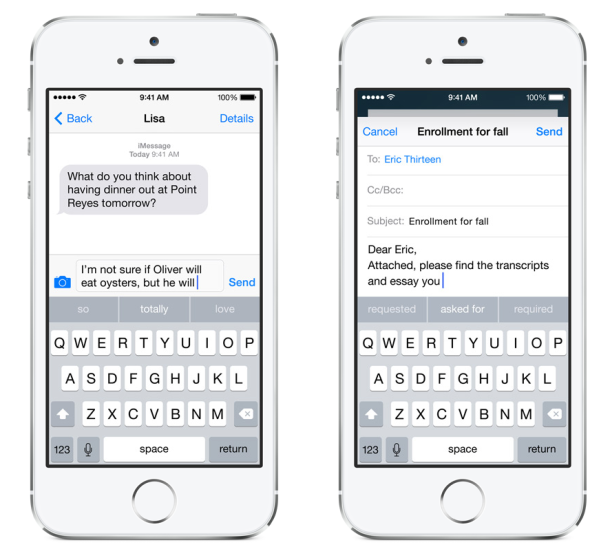 Wwdc2014 Apple Annuncia Ios8 E Os X Yosemite