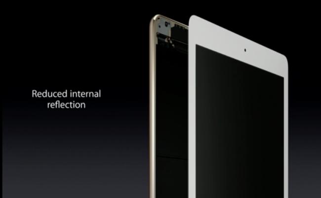 Apple ufficializza iPad Air 2 e iPad Mini 3 con Touch ID.
