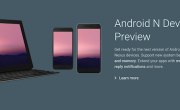 A sorpresa, arriva Android N! Beta disponibile per i Nexus.