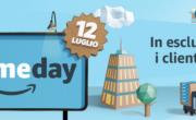 Oggi è Amazon Prime Day. Migliaia di prodotti in offerta lampo!