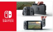 Nintendo annuncia la nuova consolle Switch! Un po' tablet e un po' consolle.