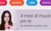 Google regala 4 mesi di Play Music Unlimited! Ti conviene controllare :)