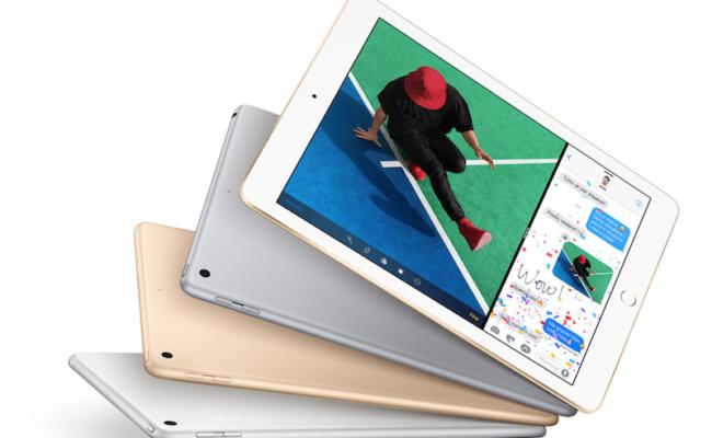 Il nuovo Apple iPad da 9,7 pollici è ufficiale! Prezzi da 409€