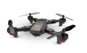 Drone pieghevole Visuo XS809W con FPV e video in HD a soli 43 euro!