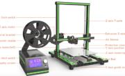 ANET E10 : Stampante 3D (da assemblare) a soli 264 euro!